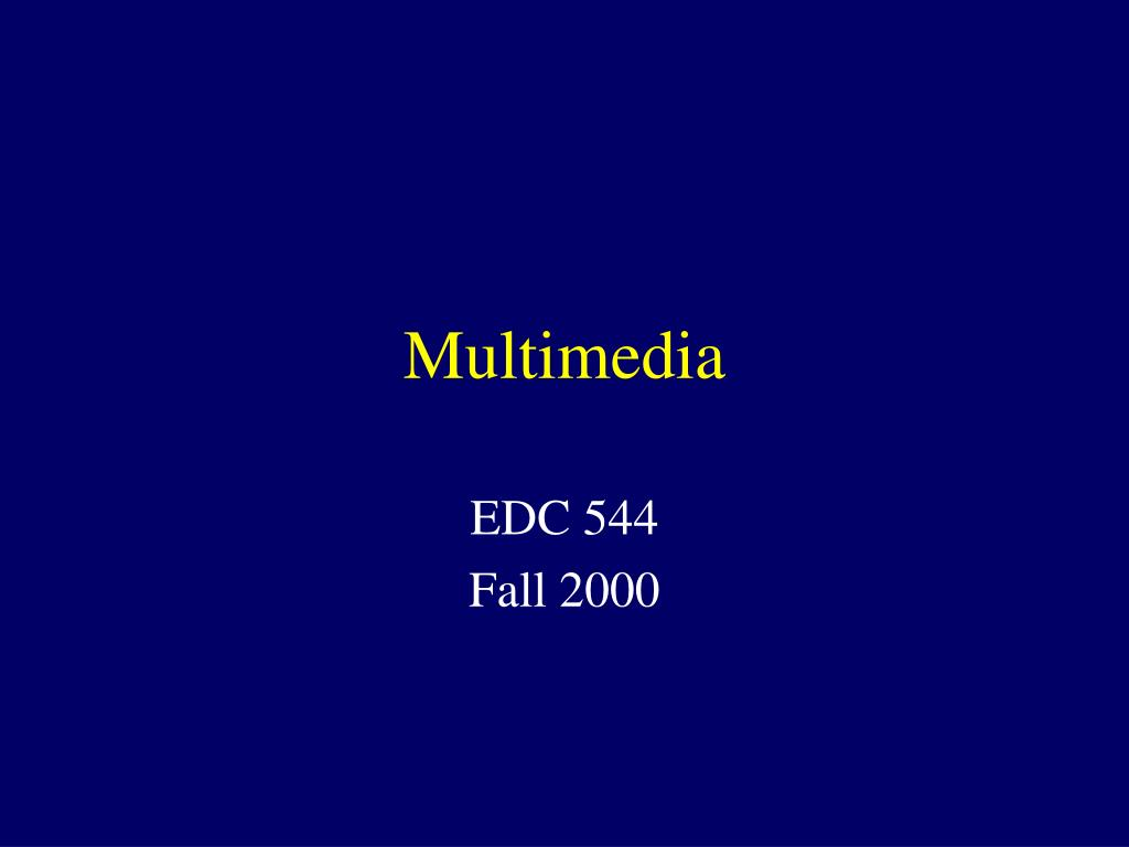 multimedia l.