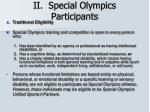 ii special olympics participants18