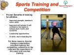 sports training and competition25
