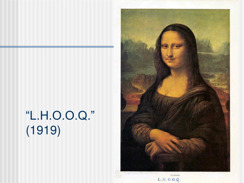 """""""L.H.O.O.Q."""""""