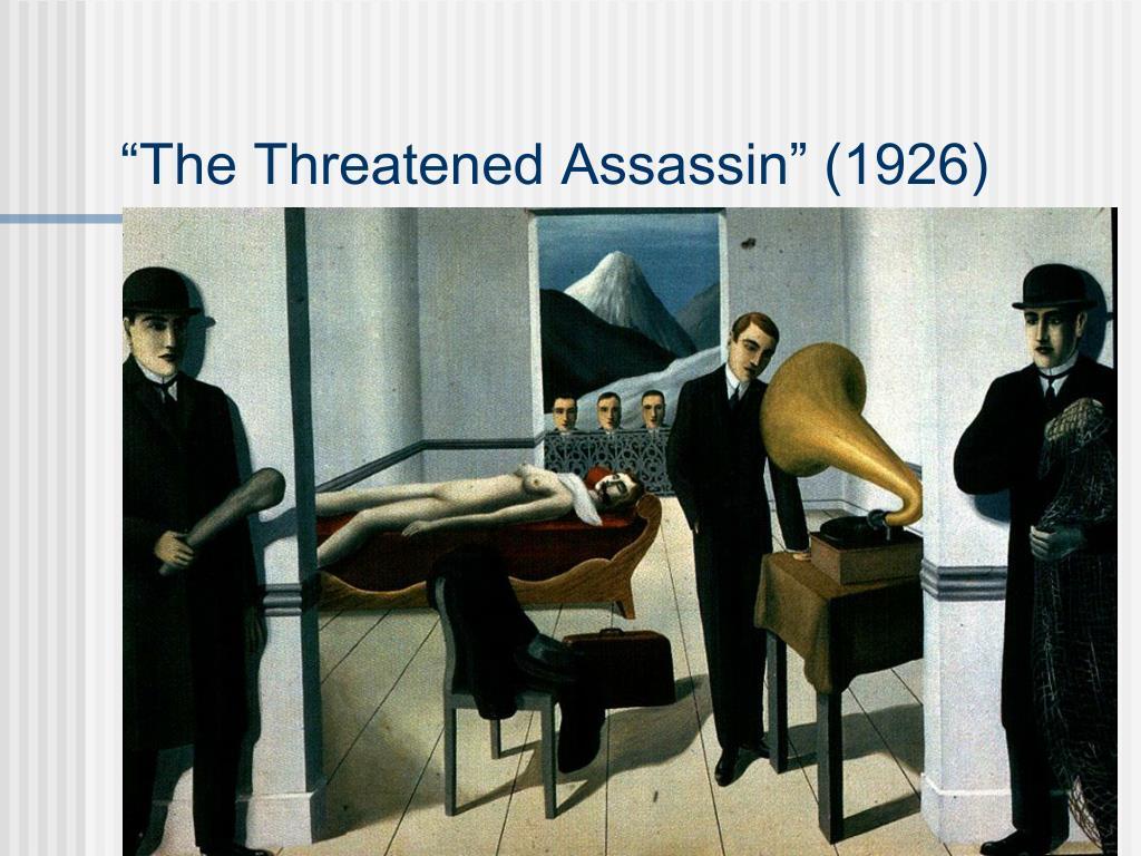 """The Threatened Assassin"" (1926)"