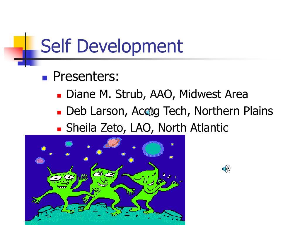 Self Development