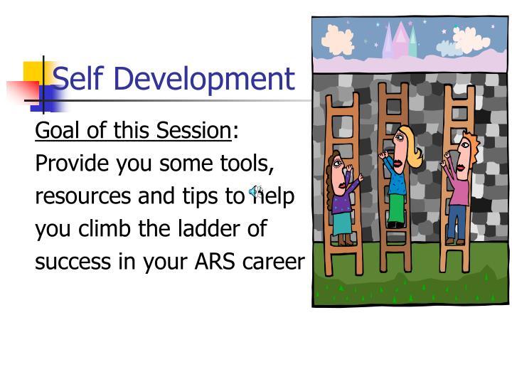 Self development3