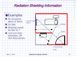 radiation shielding information10