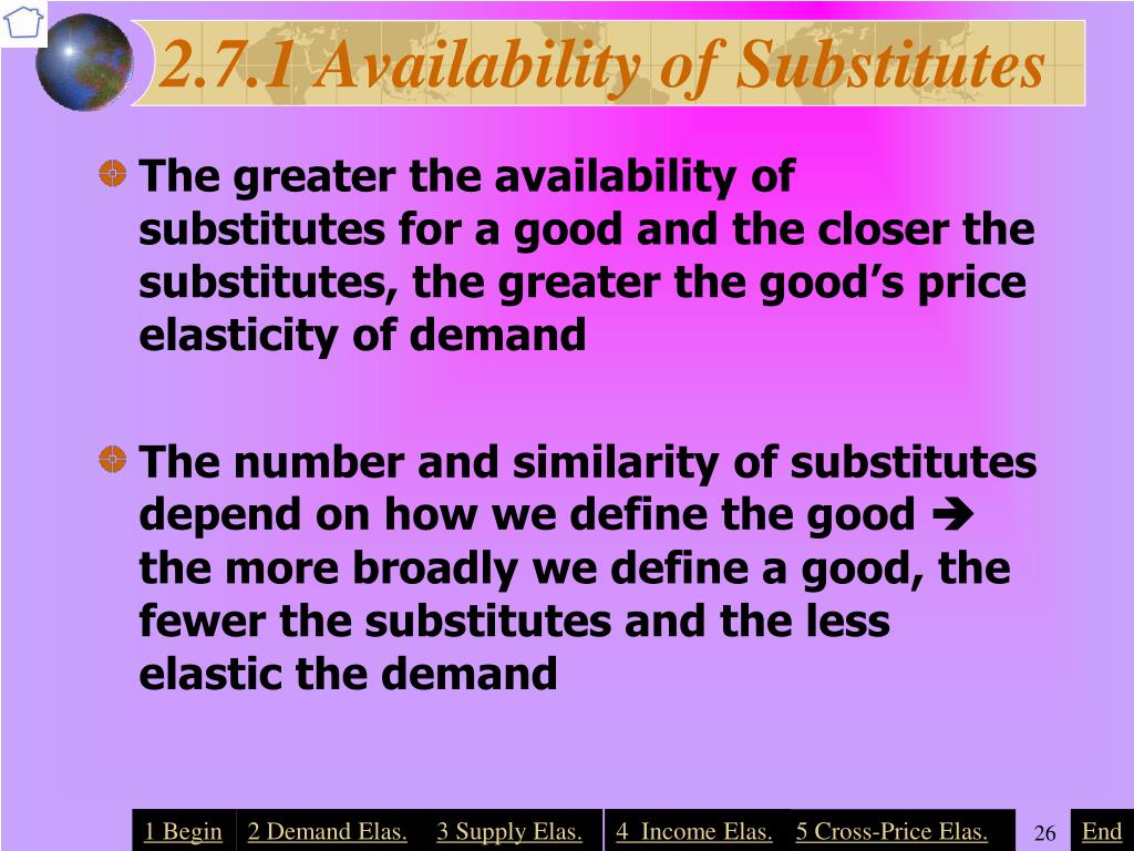 Ppt 1 0 Elasticity Of Demand And Supply Powerpoint Presentation