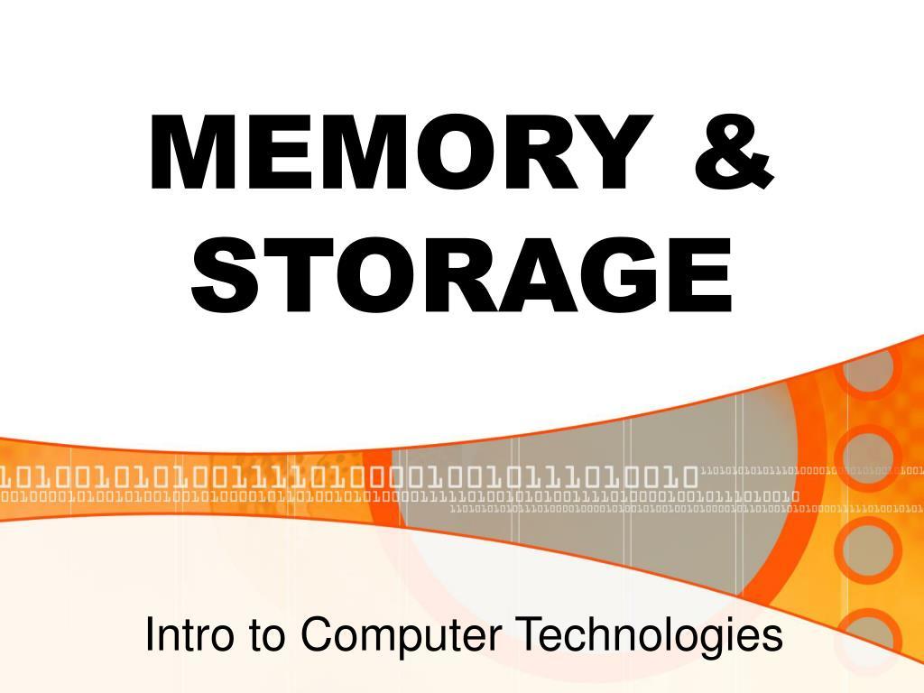 memory storage l.