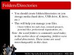 folders directories7