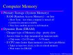computer memory3