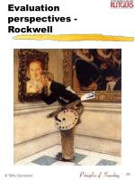 evaluation perspectives rockwell
