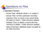operations on files11