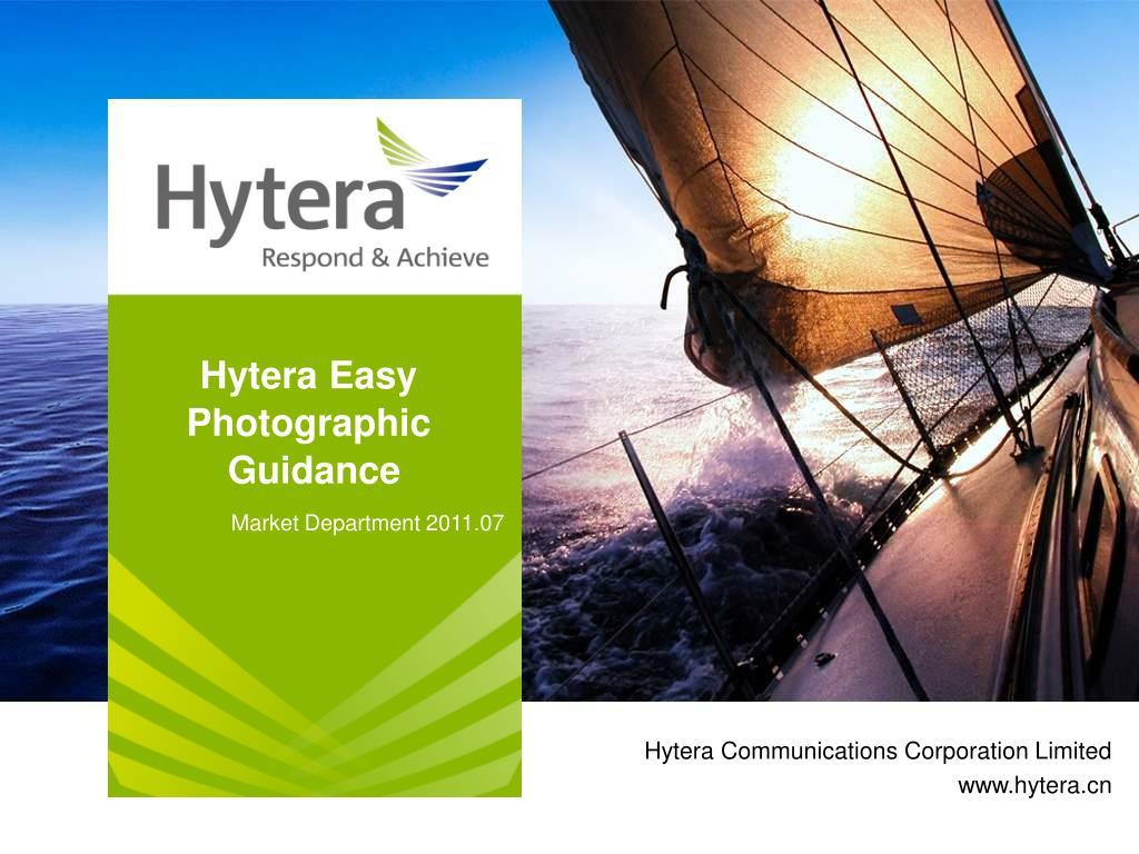 Hytera Easy