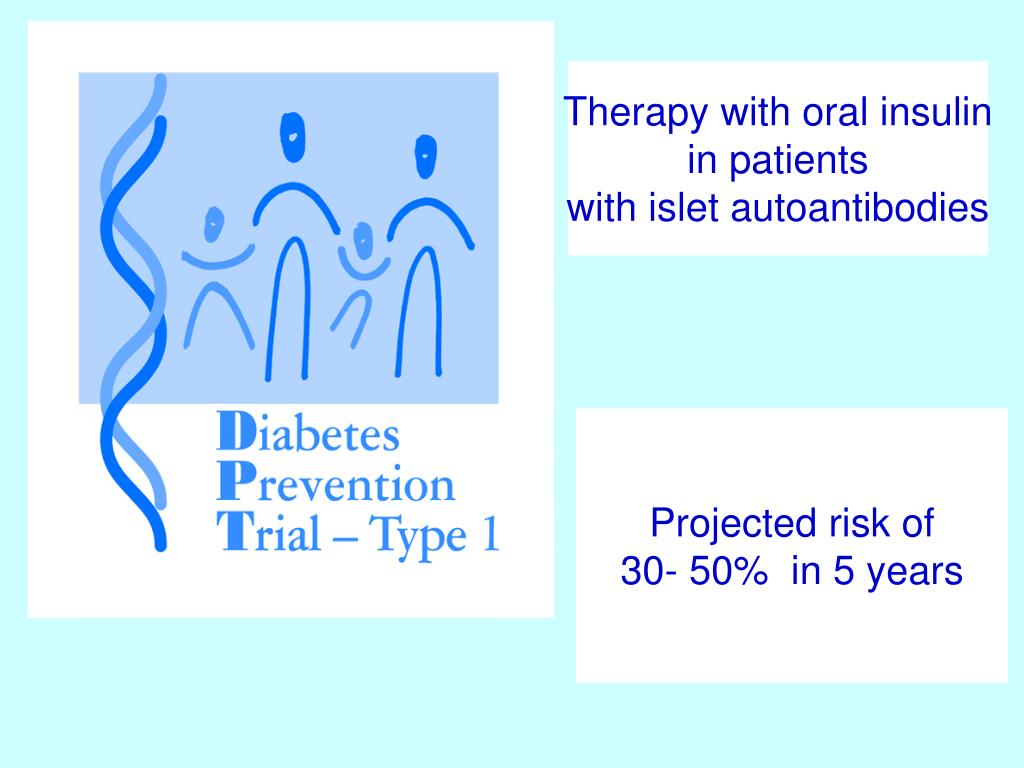 Therapy with oral insulin