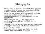 bibliography100