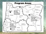 program areas