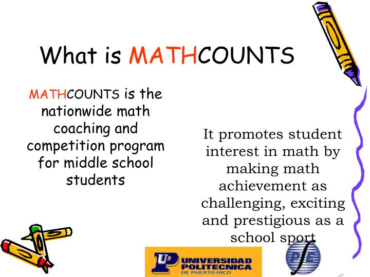 what is math counts n.
