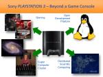 sony playstation 3 beyond a game console
