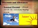 discounts and allowances17