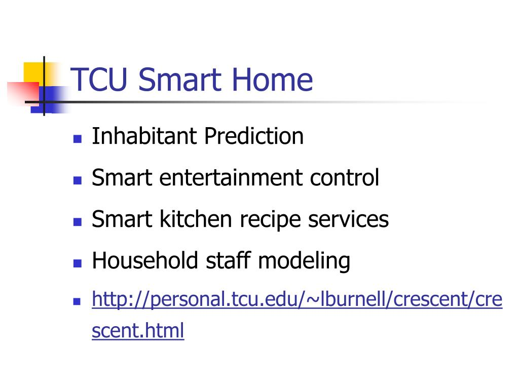 TCU Smart Home