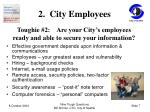 2 city employees