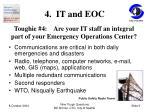 4 it and eoc