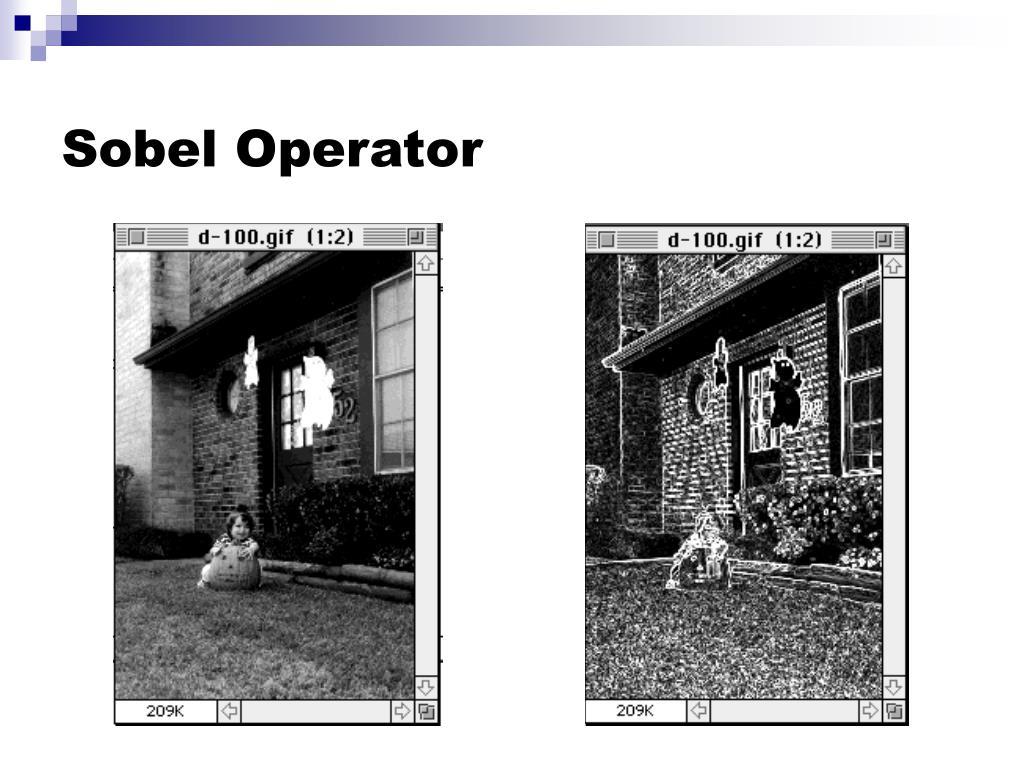 Sobel Operator