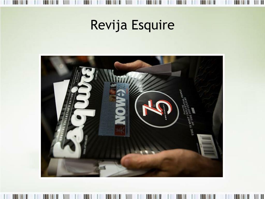 Revija Esquire