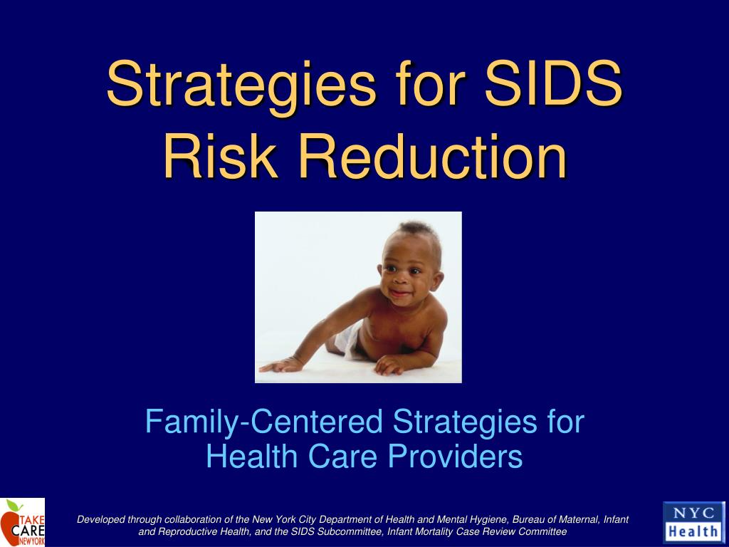 sudden infant death syndrome and highest Sudden infant death syndrome (sids), also known as cot death or crib death, is the sudden unexplained death of a child less than one year of age diagnosis requires that the death remains unexplained even after a thorough autopsy and detailed death scene investigation.