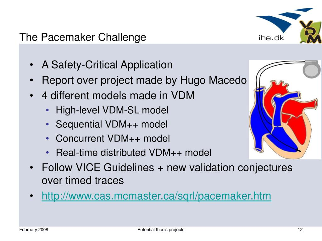 The Pacemaker Challenge
