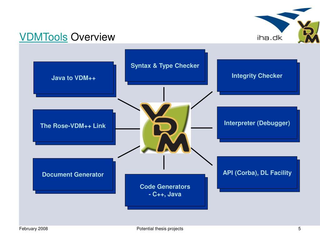 The Rose-VDM++ Link