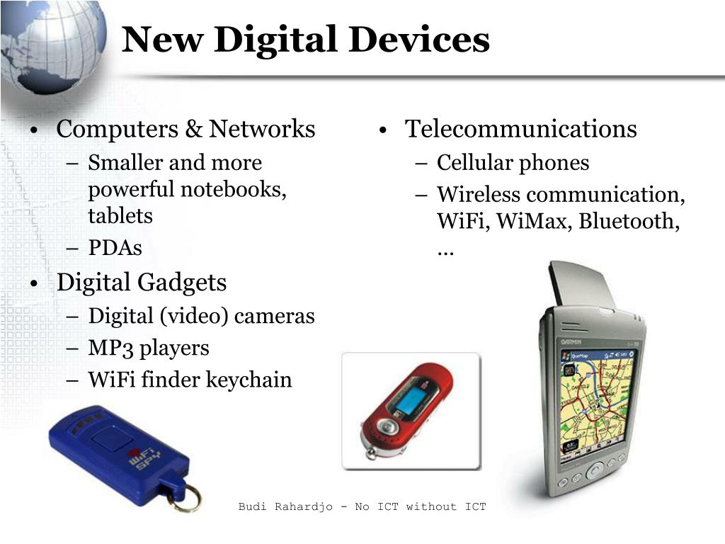 Computers & Networks