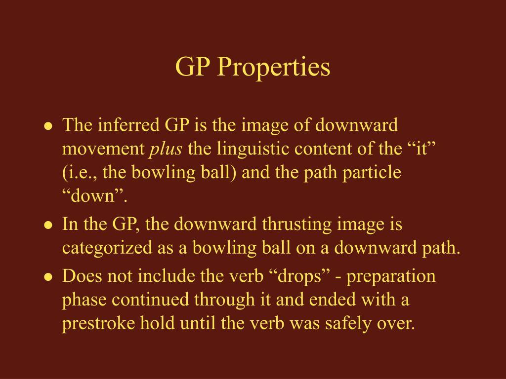 GP Properties