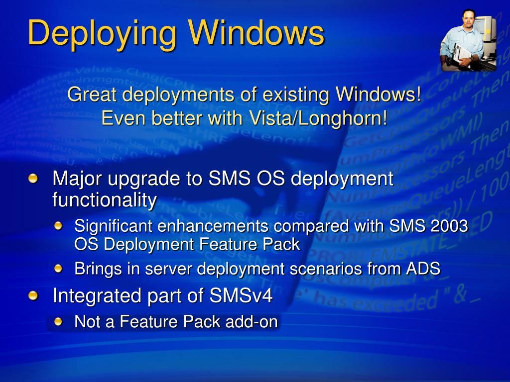 Deploying Windows