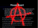 mouse board21