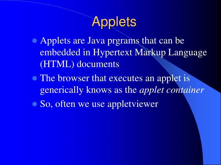 Applets3