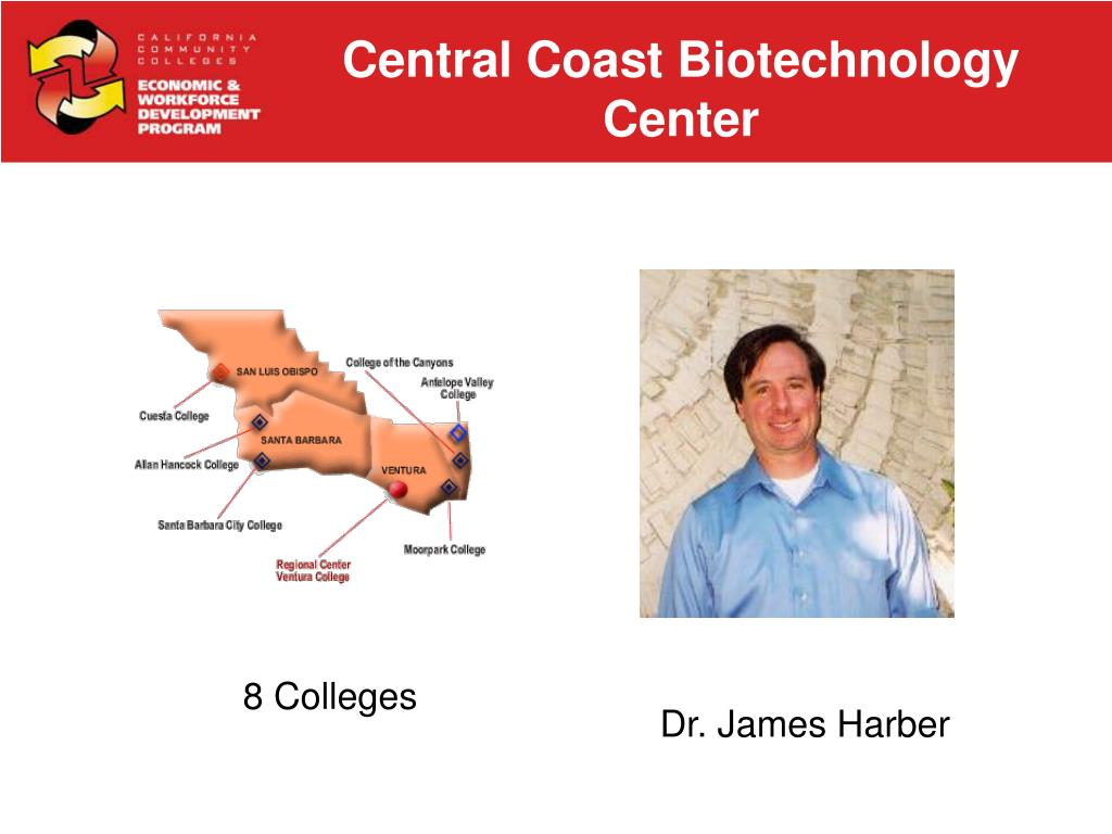 Central Coast Biotechnology Center
