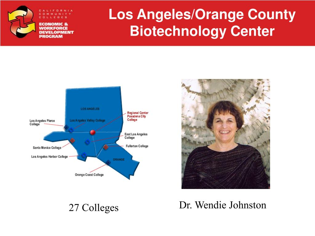 Los Angeles/Orange County Biotechnology Center
