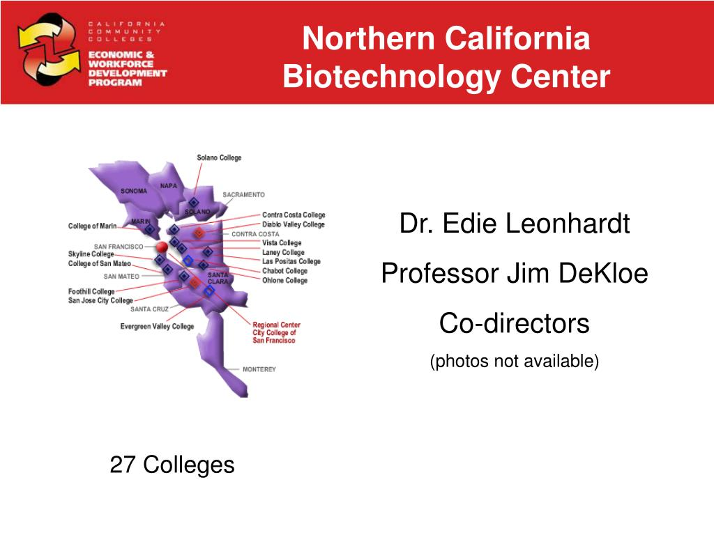 Northern California Biotechnology Center