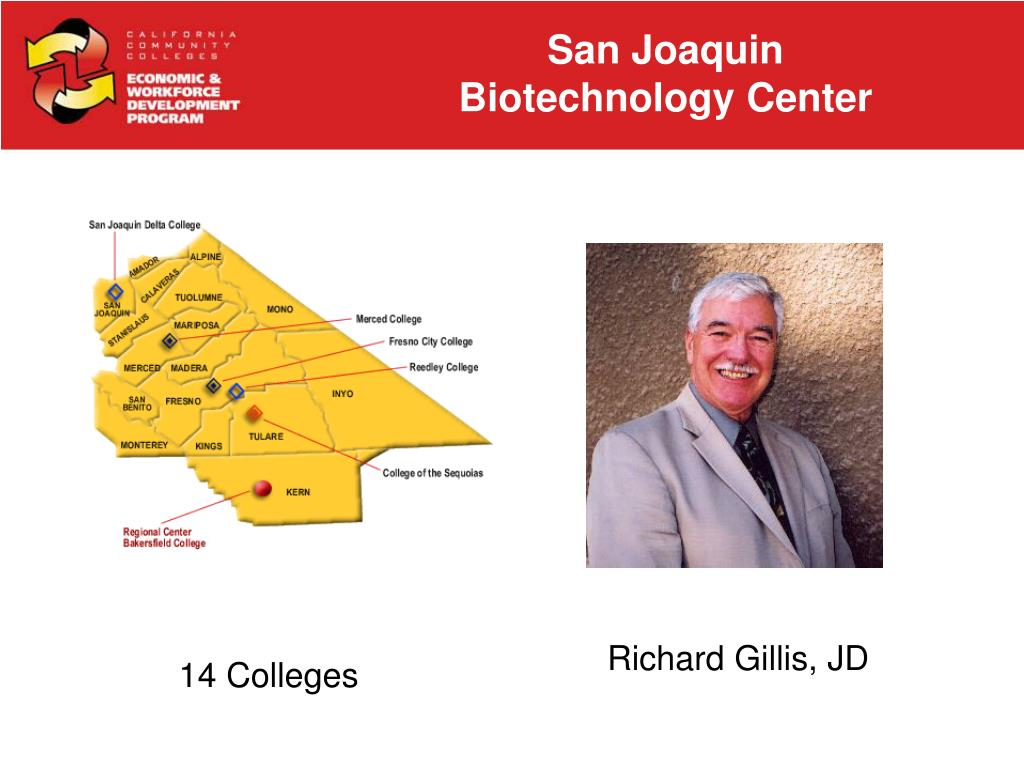 San Joaquin Biotechnology Center