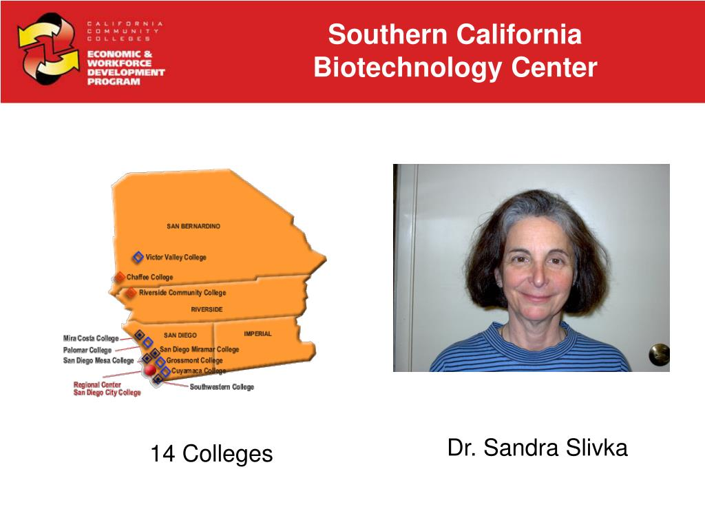 Southern California Biotechnology Center