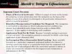 merck v integra lifesciences10