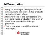 differentiation72