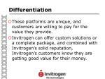 differentiation73