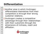 differentiation74