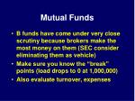 mutual funds37