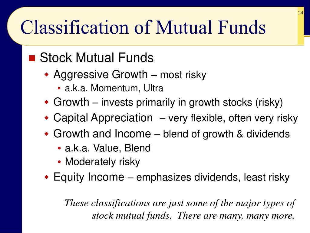 Stock Mutual Funds