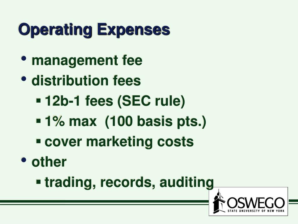 Operating Expenses