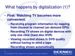 what happens by digitalization 1