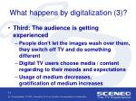 what happens by digitalization 3