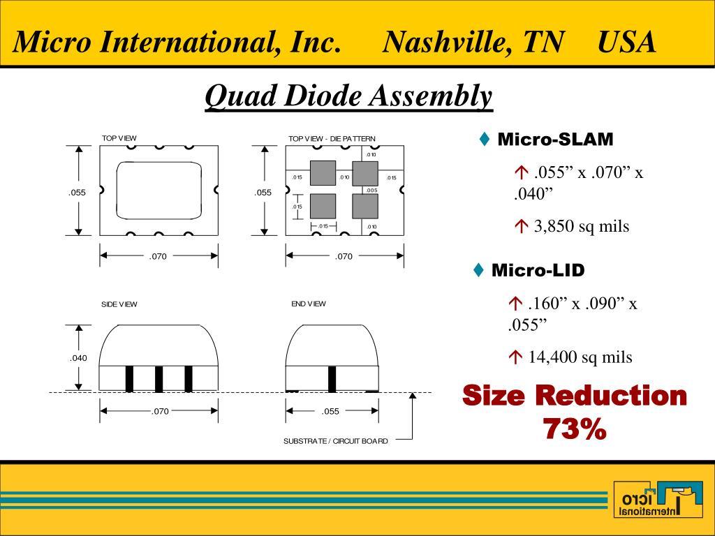 Micro International, Inc.     Nashville, TN    USA