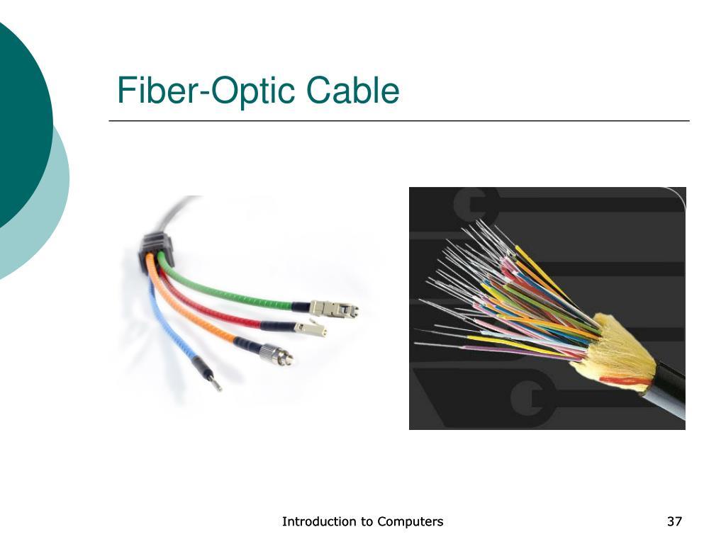 Fiber-Optic Cable